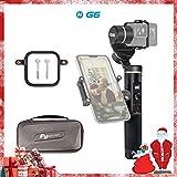 FeiyuTech Feiyu G6 3-Axis Splash-Proof Handheld Gimbal for GoPro Hero 6 5 4 3, Sony RX0, Yi 4K, AEE Action Camera