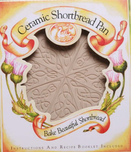 Brown Bag Design Celtic Knot Shortbread Cookie Pan, 11-1/2-Inch by - English Pan Shortbread