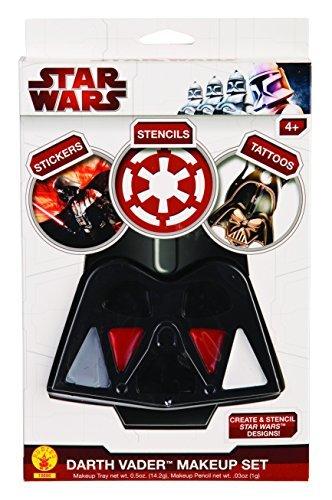 Japan Import Halloween Makeup set Star Wars Darth Vader -