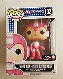 Funko POP! Games Quick Boomerang Mega Man Exclusive #102