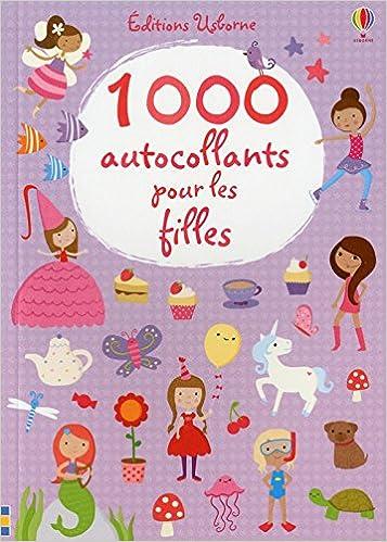 Lire en ligne 1000 autocollants pour les filles epub pdf
