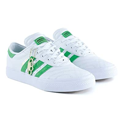 Adidas Skateboarding ADI Ease Premiere Away jours Or blanc Gum Skate Chaussures blanc blanc
