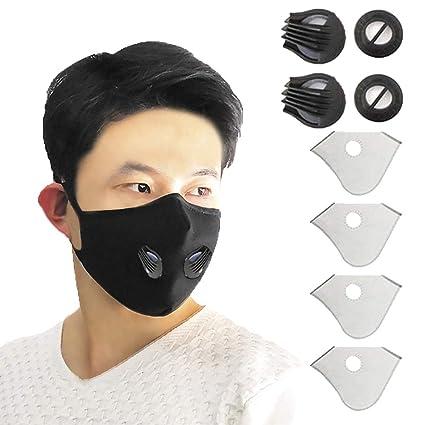 - Facemask X-factor Anti-microbial Pollen Respirator Reusable For