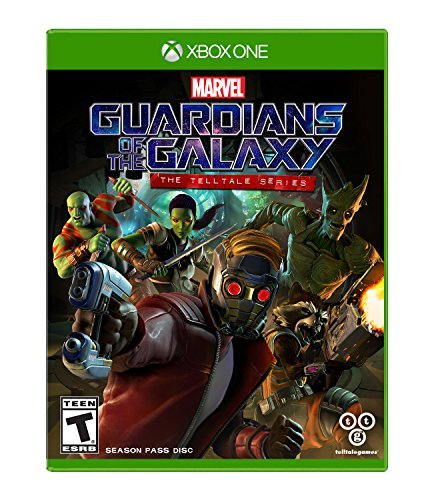 Marvel's Guardians of the Galaxy: The Telltale Series – Xbox One