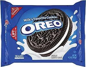 Oreo Chocolate Sandwich Cookies (14.3-Ounce Package)