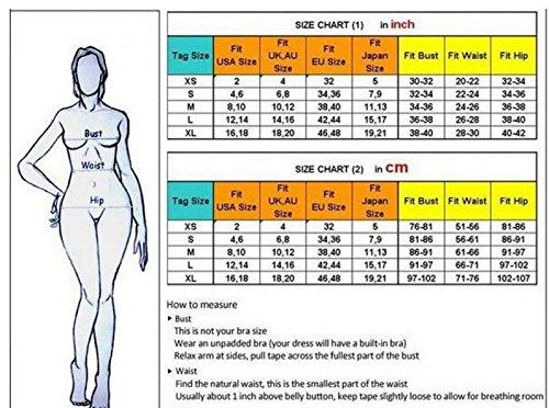 TAOZHN Trajes De Baño Bikini Femenino S M L XL XS Deportes Acuáticos Clásico Delgado Bikini De Secado Rápido De Alta Calidad Hilado De La Red Traje De Baño RoseRed