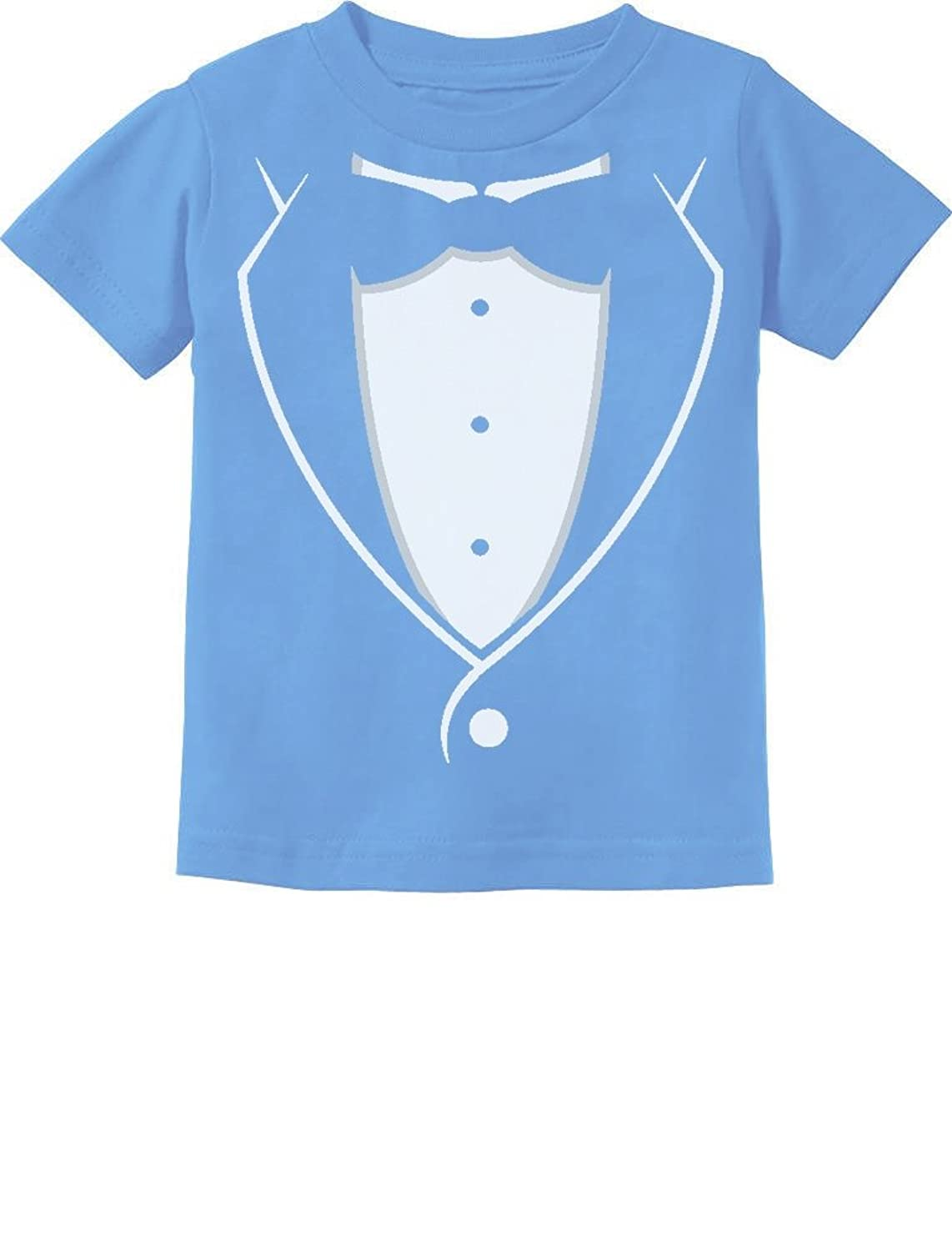 Amazon.com: Printed Tuxedo With Bow-Tie Suit Funny Gift For Boys ...