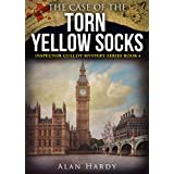 The Case Of The Torn Yellow Socks: Inspector Cullot Mystery Series Book 4