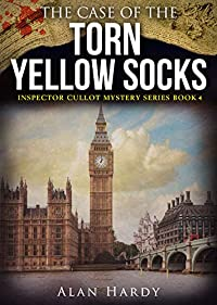 The Case Of The Torn Yellow Socks by Alan Hardy ebook deal