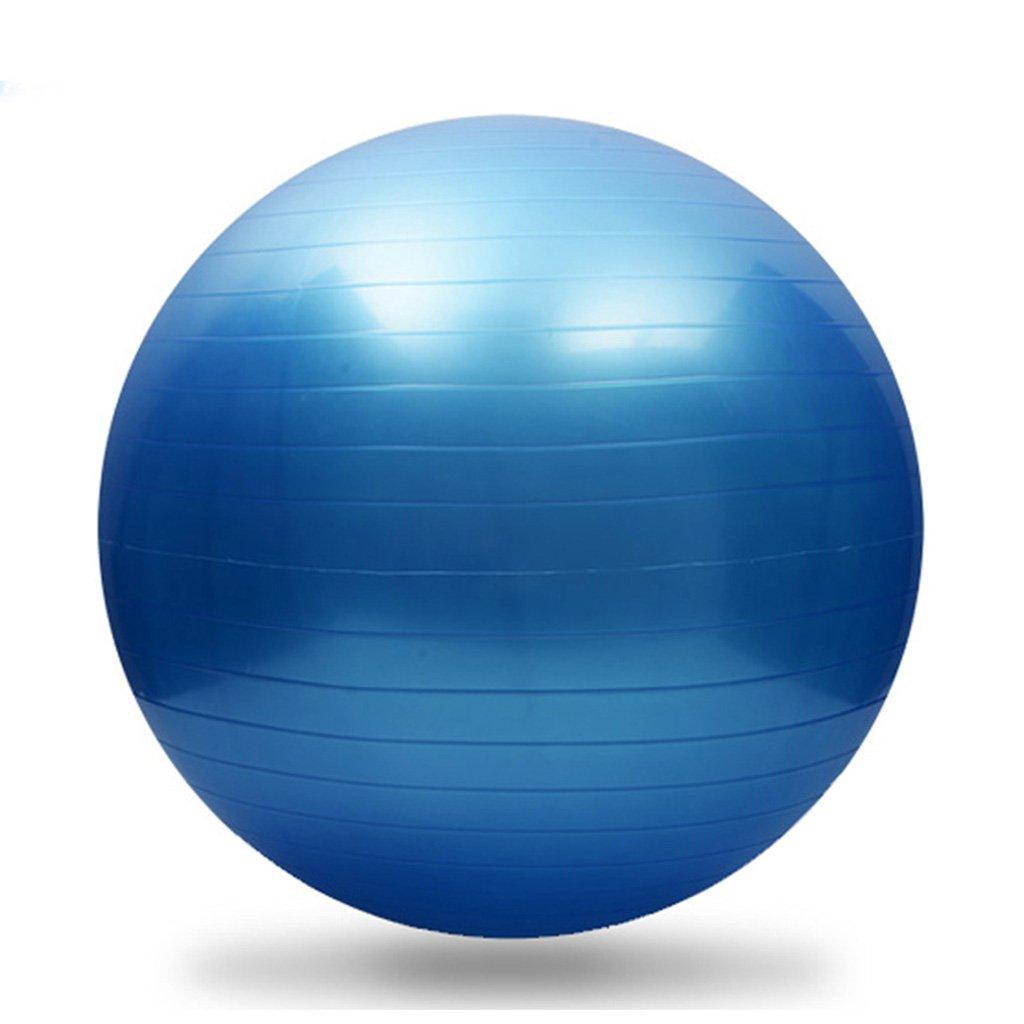 YJAGAP CYJZ® Bola de Yoga, Espesa Bola de Gimnasio a Prueba de explosiones Perder Peso niño Que Adelgaza queja Bola de Yoga Cómodo (Color : #1)