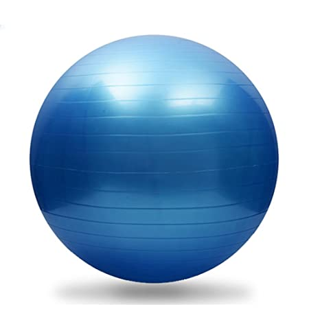 Bola de yoga, espesa bola de gimnasio a prueba de ...