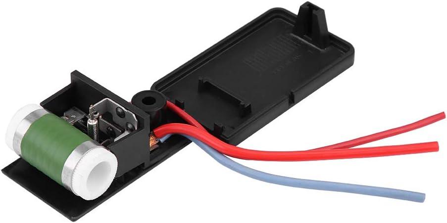 Car Engine Cooling Radiator Fan Motor Resistor Compatible with Mini 17117541092R 2003 04 05 06 07 08 Cooper R50 R52 R53 Alternators /& Generators//Resistors