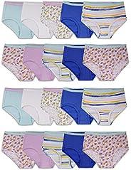 Fruit of the Loom Girls Cotton Brief Underwear