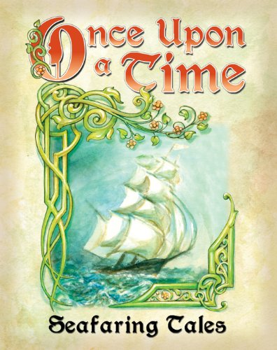 Once Upon A Time: Seafaring - Once Upon A Time Board Game