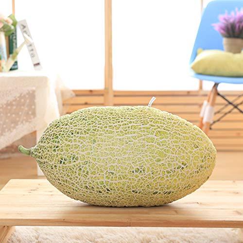 Hami melon 3050CM Pillow Yancyong Simulated Fruit Cushion,Hami Melon 30  50Cm Pillow
