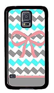 design Samsung Galaxy S5 cases Best Chevron Cute PC Black Custom Samsung Galaxy S5 Case Cover