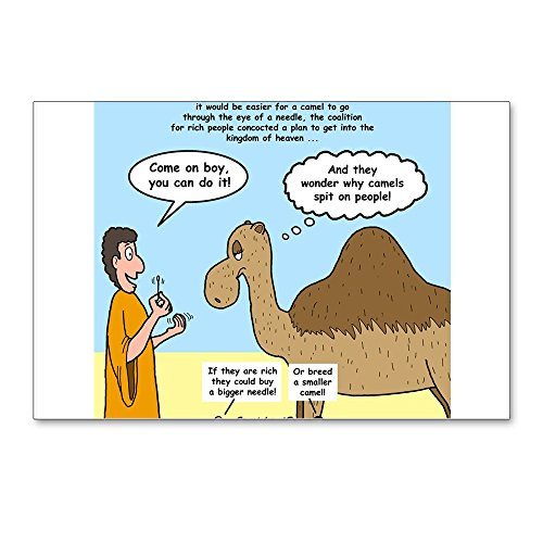 CafePress - Camel Conundrum - Postcards (Package of 8), 6