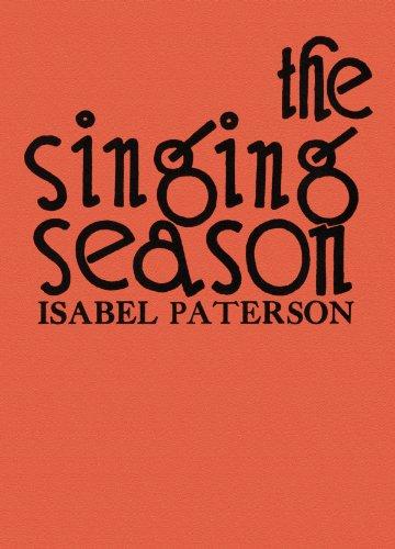 The Singing Season (Romance of Old Book 1)