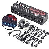 MEFE MP-1 Guitar Effect Pedals Power Supply High Current DC Output for 9V/12V/18V