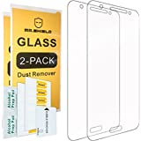 [2-PACK]-Mr Shield For Samsung Galaxy J5 [Tempered Glass] Screen Protector with Lifetime Replacement Warranty