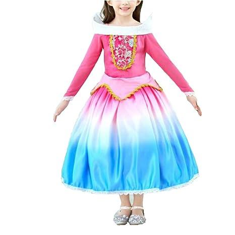 C&NN Vestido de Princesa para niños pequeños Traje de ...