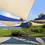 Patio Paradise PP161616TN Sun Shade Sail Triangle