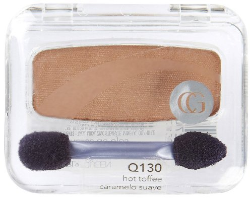 CoverGirl Queen Collection 1-Kit Eye Shadow - Hot Toffee (130) by COVERGIRL (Eye Shadow Toffee)