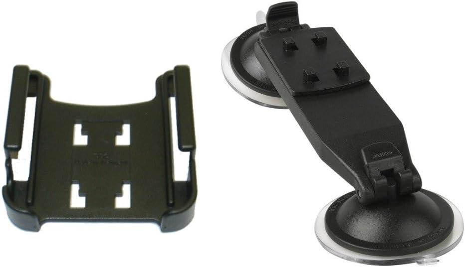Soporte de coche HR SM25 para Lidl MyGuide 6500 X L: Amazon.es: Electrónica