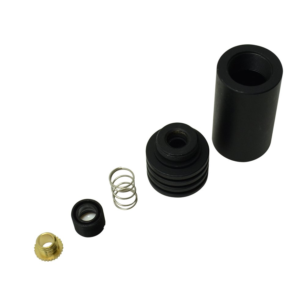 q-baihe 18/x 45/mm 5.6/mm diodo laser housing W//Lens 200//–/1100/nm