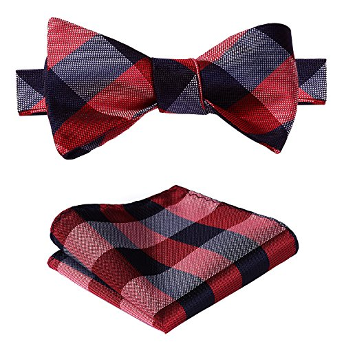 SetSense Mens Plaid Jacquard Woven product image
