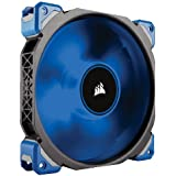 Corsair ML140 Pro LED, Blue, 140mm Premium Magnetic Levitation Cooling Fan CO-9050048-WW