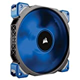 Corsair ML140 Pro LED, Blue, 140mm Premium Magnetic Levitation Cooling Fan, CO-9050048-WW