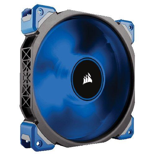 140mm blue led case fan - 6