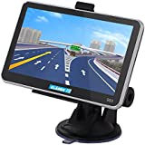 "KLAREN 5"" Car GPS Navigation Touch Screen FM MP3 MP4 4GB New Map WinCE6.0"