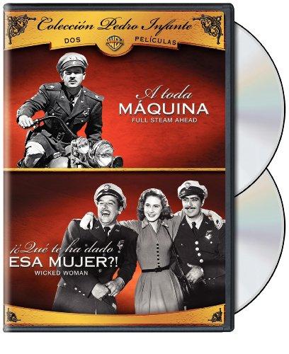 Coleccion Pedro Infante: A Toda Maquina/!?Que te ha dado esa mujer?! (DBFE) by Warner Home Video