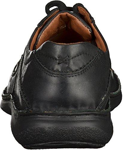 Josef Seibel43360-91600 Anvers 08 - Zapatos Hombre Negro - negro