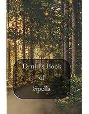 Druid's Book of Spell: Earth Elemental