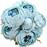 Duovlo-Artificial-Peony-Silk-Flowers-Fake-Flowers-Vintage-Wedding-Home-DecorationPack-of-1-Spring-Blue