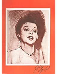 """Live in Concert"" JUDY GARLAND at Palace Theatre 1967 Broadway Souvenir Program"