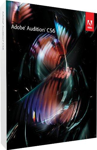 Adobe Audition CS6 [Old Version]