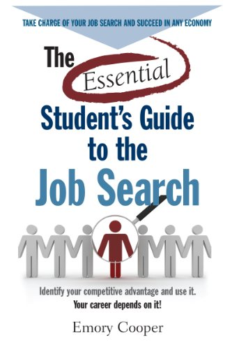 Lataa kirja Kindle The Essential Student's Guide to the Job Search Suomeksi CHM
