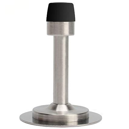 Gudui Door Stopper, Door Stop Bumper Wall Protector Sound Dampening SUS 304  Stainless Steel Wall