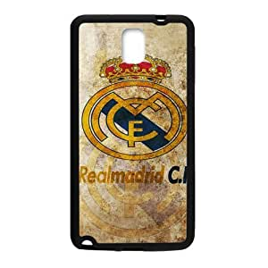 Note 3 Case Vintage Real Madrid CF Spain Logo Samsung Galaxy Note 3 (Laser Technology)