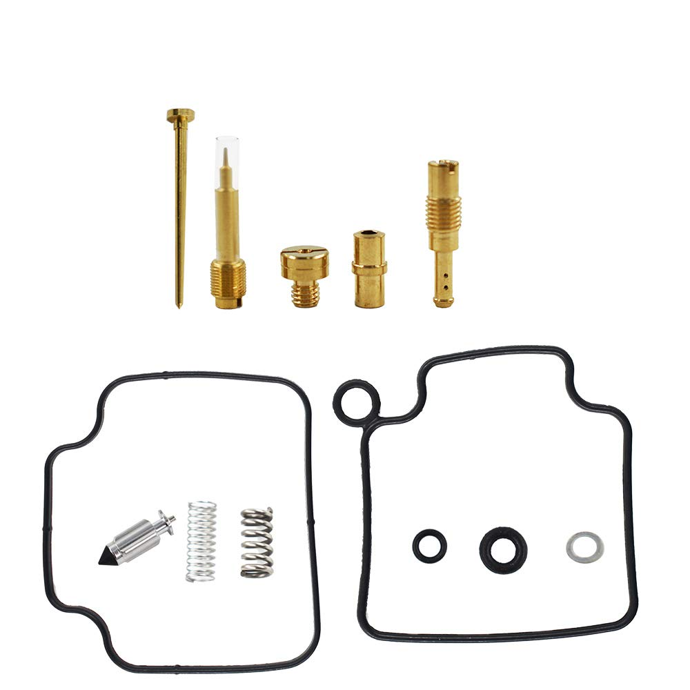 labwork-parts Carburetor Repair Rebuild Kit for Honda Rebel 250 CMX250 C 1986-2012 0201-318