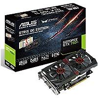 Asus STRIX GeForce GTX 750TI 2GB DVI-I Graphics Card