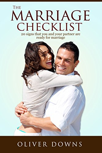 are you ready to get married checklist