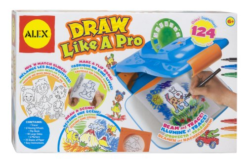 Top Toys 5 Yr Old Boys ALEX Toys Artist Studio Draw Like A Pro
