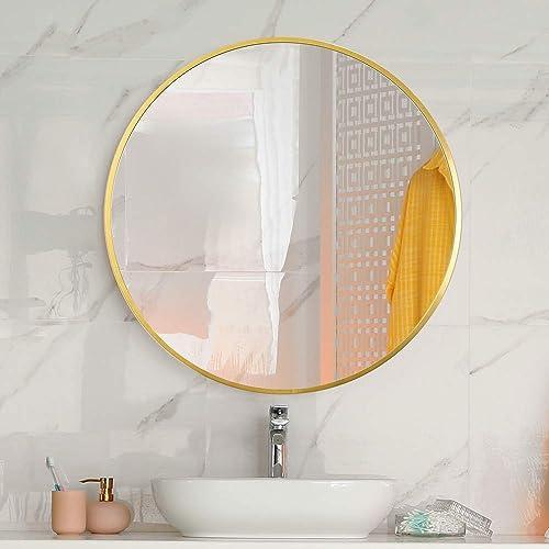 Letushy Aluminium Frame Wall Mirror