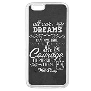 Generic Cell Phone Case For Iphone 6 4.7 Inch Walt Disney Pattern Design Custom Made Hard Plastic Protective Shell (Laser Technology)