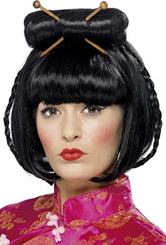 Smiffys Oriental Lady Wig]()